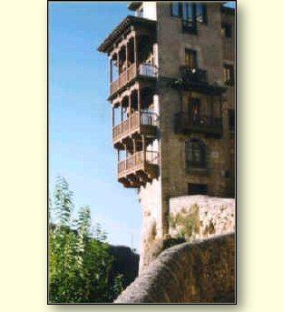 Casas Colgadas de origen medieval