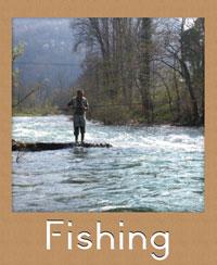 Practicar pesca en cuenca