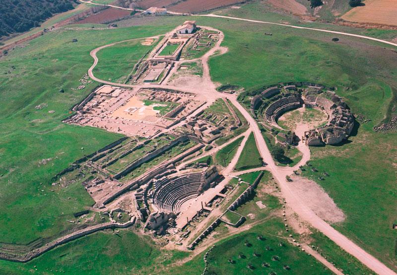 Parque Arqueológico de Segorbiga