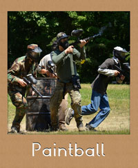 Practicar paintball en cuenca